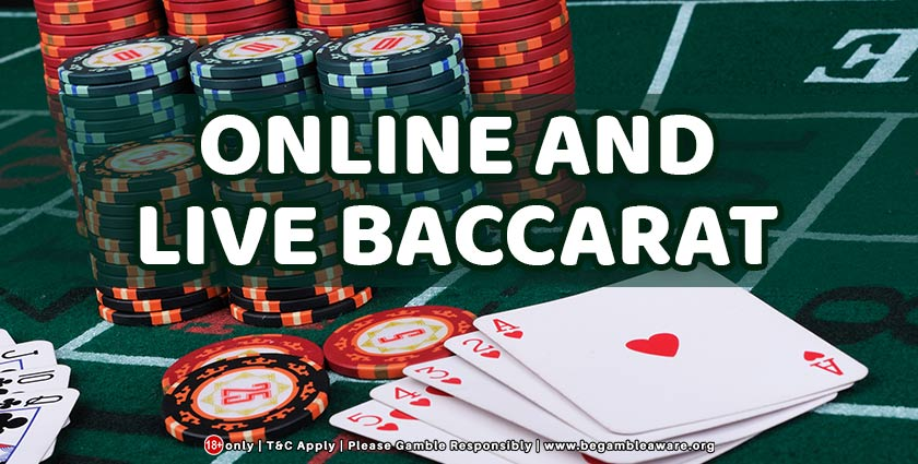 How To Apply For Baccarat Betting Online - Ceserks.com
